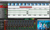 Mixcraft 8.1.396 screenshot. Click to enlarge!