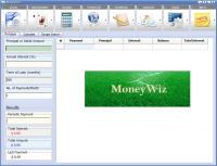 MoneyWiz 2.6.1.210 screenshot. Click to enlarge!