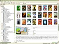 Movie Library 1.4.401 screenshot. Click to enlarge!