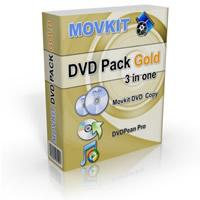 Movkit DVD Pack Gold 2.8.0 screenshot. Click to enlarge!
