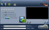 Moyea FLV to Video Converter Pro 2 2.0.17.194 screenshot. Click to enlarge!