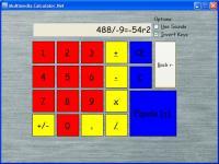 Multimedia Calculator.Net 2.0.0.10 screenshot. Click to enlarge!