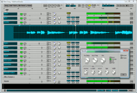 MultitrackStudio Lite 8.3.1 screenshot. Click to enlarge!