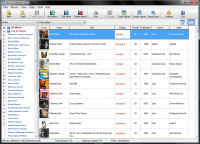 Music Collection 2.8.6.7 screenshot. Click to enlarge!