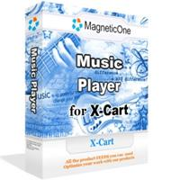 Music Player for X-Cart 2.3.2 screenshot. Click to enlarge!