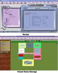 MyLife Recipes & Home Organiser 5 user 8.8 screenshot. Click to enlarge!