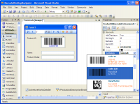 .NET Barcode Professional 7.0 screenshot. Click to enlarge!