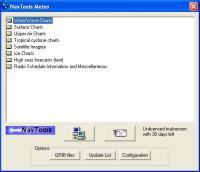 NavTools Meteo 6.12 screenshot. Click to enlarge!