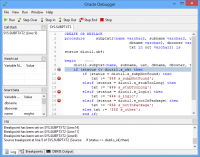 Navicat for Oracle 12.0.9 screenshot. Click to enlarge!