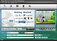 Nidesoft DVD to iPod Suite 5.6.28 screenshot. Click to enlarge!