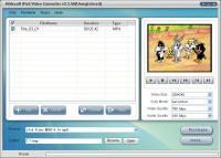 Nidesoft iPod Video Converter 2.4.72 screenshot. Click to enlarge!