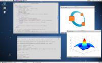 Octave 4.0.3 screenshot. Click to enlarge!