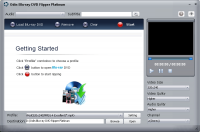 Odin Blu Ray DVD Ripper Platinum 6.5.3 screenshot. Click to enlarge!