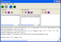 OziPhotoTool 2.8 screenshot. Click to enlarge!