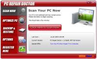 PC Repair Doctor 1.1 screenshot. Click to enlarge!