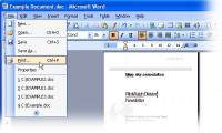 PDF-Creator 1 screenshot. Click to enlarge!