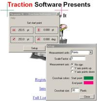 PDF Measure It 1.07 screenshot. Click to enlarge!