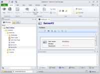 Password Vault Manager Enterprise 8.5.4.0 screenshot. Click to enlarge!