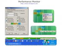 Performance Monitor Portable 4.1.2 screenshot. Click to enlarge!