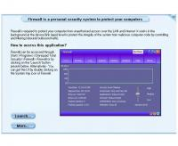 Personal Firewall PF 2.5.0.4572 screenshot. Click to enlarge!