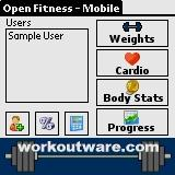 Personal Training Workstation 1.0 screenshot. Click to enlarge!
