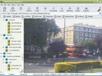 Phonewebcam Explorer 3.5 screenshot. Click to enlarge!