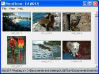 PhotoFinder 2.6b screenshot. Click to enlarge!