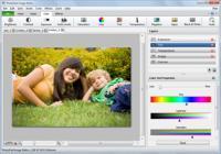 PhotoPad Image Editor 2.58 screenshot. Click to enlarge!