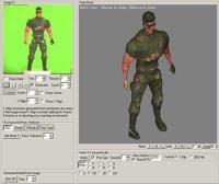 Pictomod3d 1.1 screenshot. Click to enlarge!