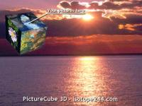 Picture Cube 3D 1.12 screenshot. Click to enlarge!
