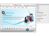 Plato DVD Ripper 12.11.01 screenshot. Click to enlarge!