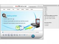 Plato DVD to 3GP Converter 12.11.01 screenshot. Click to enlarge!