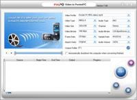 Plato Pocket PC Video Converter 12.07.01 screenshot. Click to enlarge!
