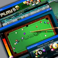 Play89 Online Pool 0.1 screenshot. Click to enlarge!