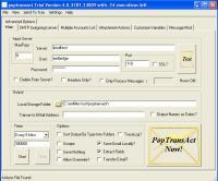 PopTransAct 4.0 screenshot. Click to enlarge!