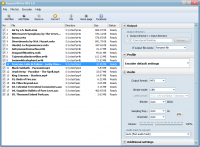 Portable Pazera Free MP4 to MP3 Converter 1.2 screenshot. Click to enlarge!