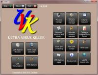 Portable UVK 10.6.1.0 screenshot. Click to enlarge!