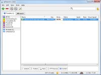 Portable qBittorrent 3.3.12 screenshot. Click to enlarge!