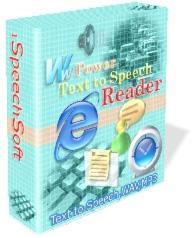 Power Text to Speech Reader 2.10 screenshot. Click to enlarge!
