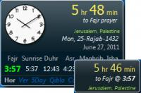 Prayers Gadget 4.3 screenshot. Click to enlarge!