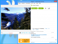 Previewer for Skype 1.1 screenshot. Click to enlarge!