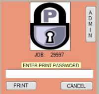 PrintLock 7.1.5 screenshot. Click to enlarge!
