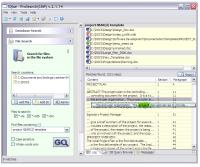 ProSearchMDB 2.1.18 screenshot. Click to enlarge!