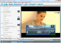 ProgDVB Professional 7.19.7 screenshot. Click to enlarge!