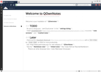 QOwnNotes 17.06.6.3071 screenshot. Click to enlarge!