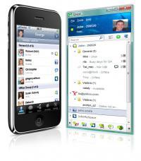 Qnext (Universal Messenger) 3.0.4 screenshot. Click to enlarge!