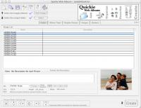 Quickie Web Albums 4.4.0 screenshot. Click to enlarge!