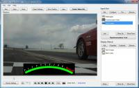RaceRender 3.5.7a screenshot. Click to enlarge!