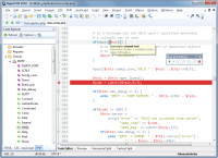 Rapid PHP Editor 2016 14.3.0.187 screenshot. Click to enlarge!