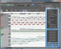 RapidComposer LE 3.22 screenshot. Click to enlarge!